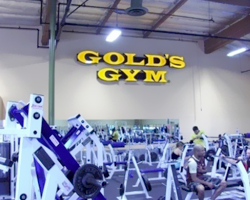 Gold's Gym North Seattle