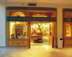Crabtree and Evelyn Storefront