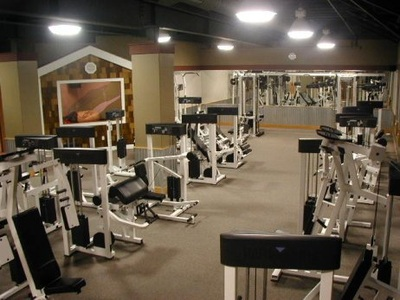 Thrive Fitness - Monroe, Exercise Room