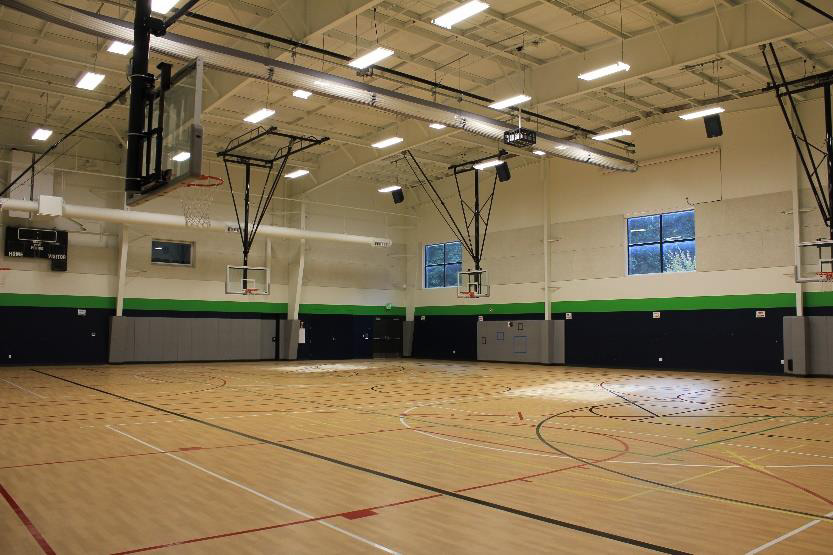 Crossroads Bible Church Basketball Court